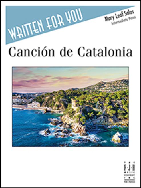 Canción de Catalonia - Intermediate Piano