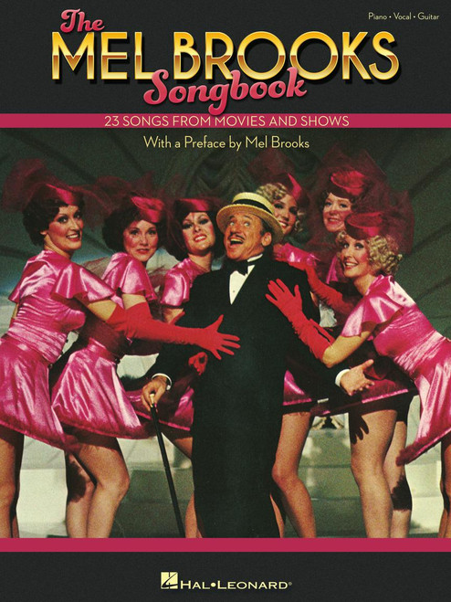 The Mel Brooks Songbook - Piano/Vocal/Guitar