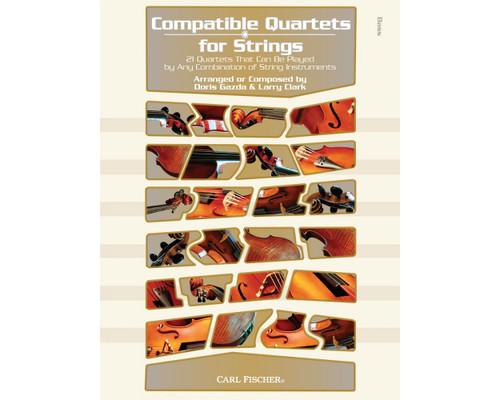 Compatible Quartets for Strings - Bass