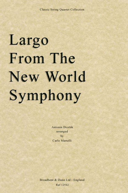 Largo from the New World Symphony