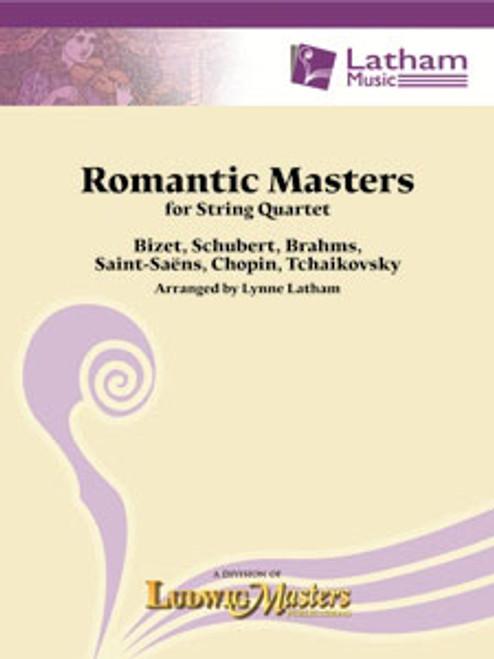 Romantic Masters - String Quartet