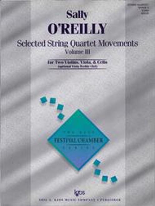 Selected String Quartet Movements Volume 3