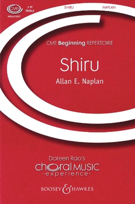 Shiru - arr. Naplan - 2 Part