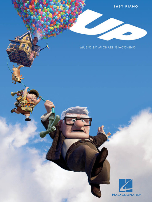 Up - Music from the Motion Picture Soundtrack - Easy Piano