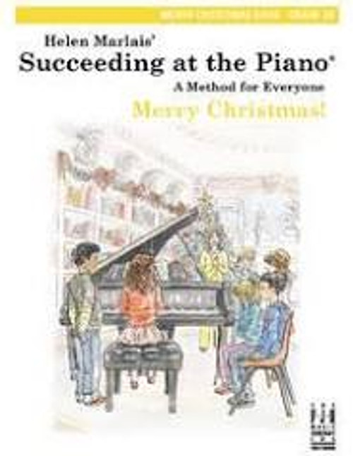 Succeeding at the Piano - Merry Christmas - Grade 2B