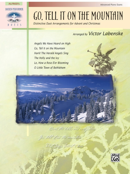 Go, Tell It on the Mountain - arr. Victor Labenske