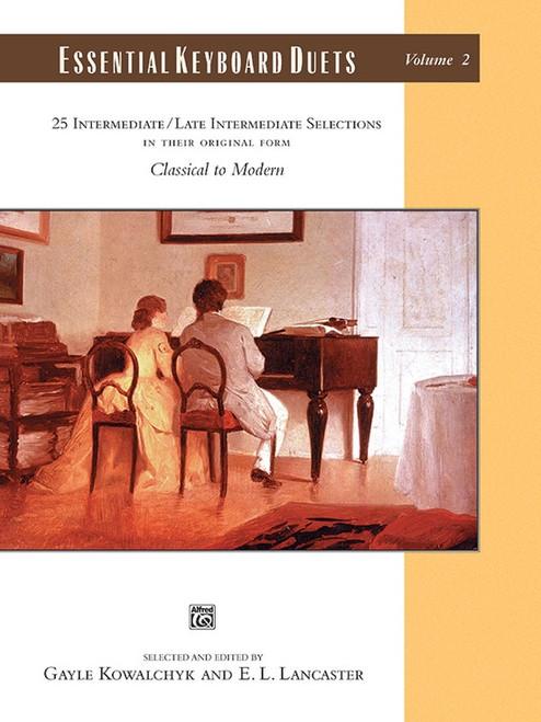 Essential Keyboard Duets Volume 2
