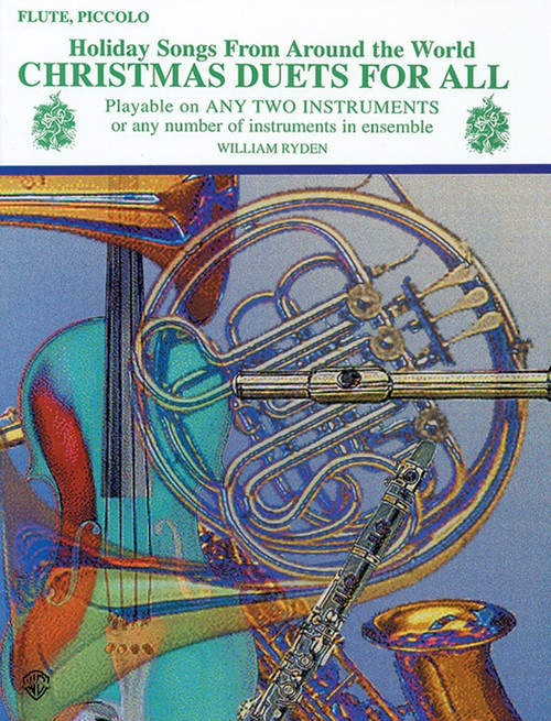 Christmas Duets for All - Flute & Piccolo