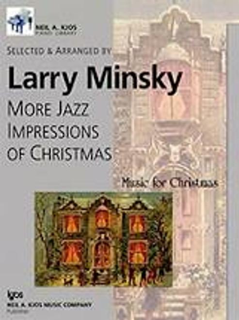 More Jazz Impressions Of Christmas - arr. Larry Minsky