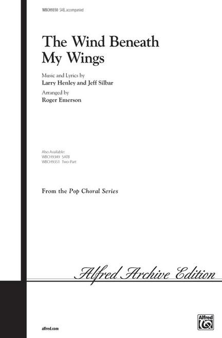The Wind Beneath My Wings - SAB