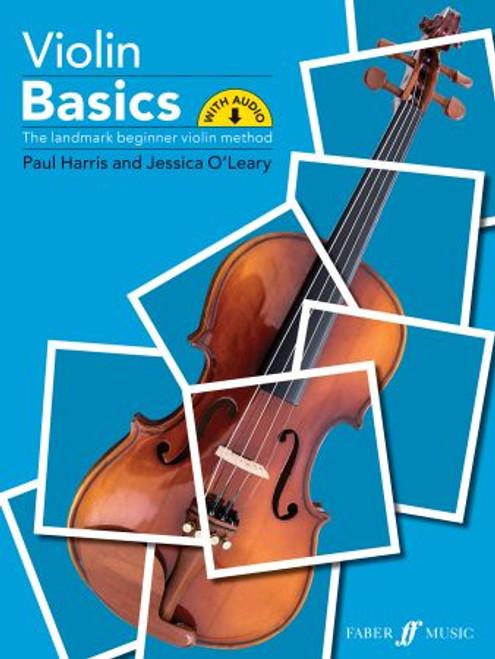 Violin Basics - Absolute Beginner to Grade 1