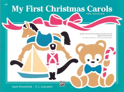 My First Christmas Carols Pre-Reading