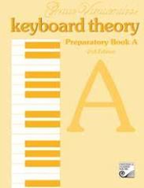 Grace Vandendool - Keyboard Theory - Prep Book A