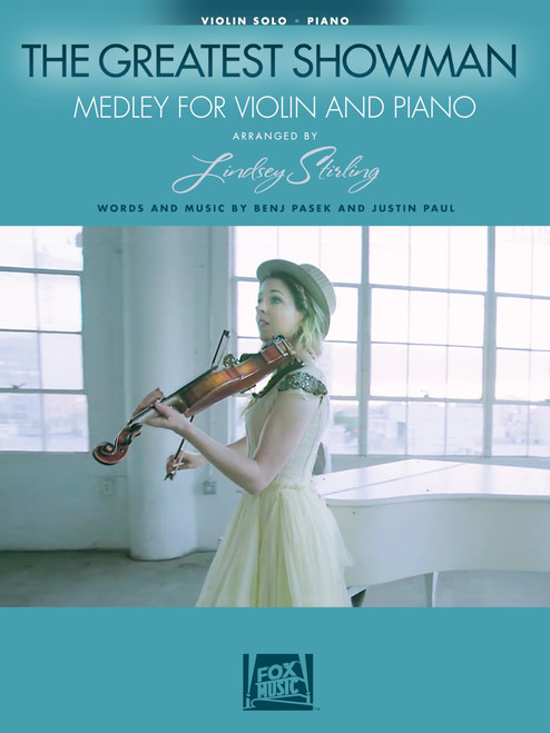 Lindsey Stirling - The Greatest Showman: Medley for Violin and Piano
