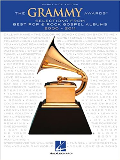 The Grammy Awards Selections From Best Pop & Rock Gospel Albums 2000 - 20011