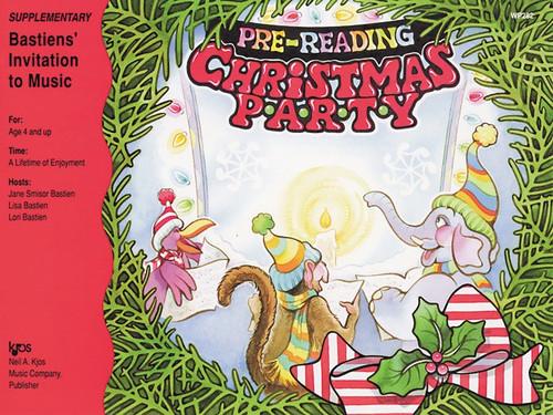 Pre-Reading Christmas Party - Book A