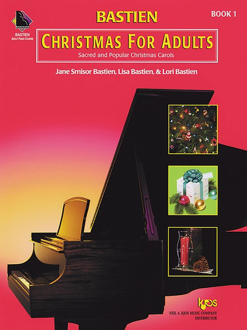 Bastien - Christmas for Adults - Book 1