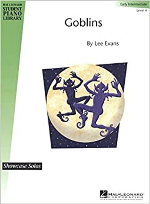 Goblins - Early Intermediate Piano Solo