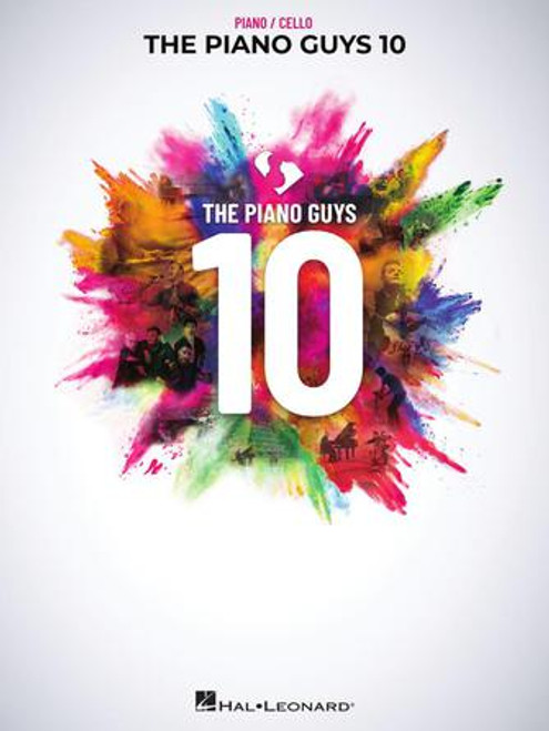 THE PIANO GUYS – 10 Piano with Cello