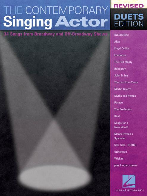 Contemporary Singing Actor – Duets Edition