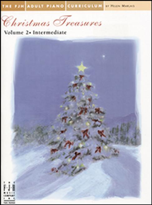 Christmas Treasures Volume 2 - Intermediate Piano