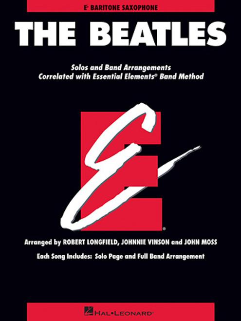 Essential Elements: The Beatles - E-flat Baritone Saxophone