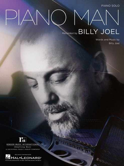 Billy Joel - Piano Man - Piano Solo