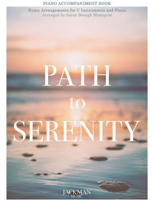 Path to Serenity - C Instrument - Piano Accompaniment