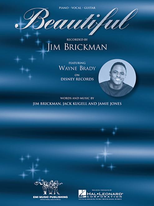 Jim Brickman - Beautiful - Piano/Vocal/Guitar
