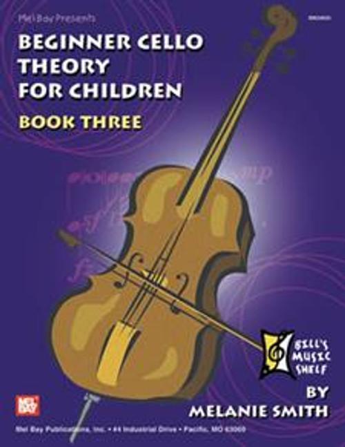 Beginner Cello Theory for Children Book 3