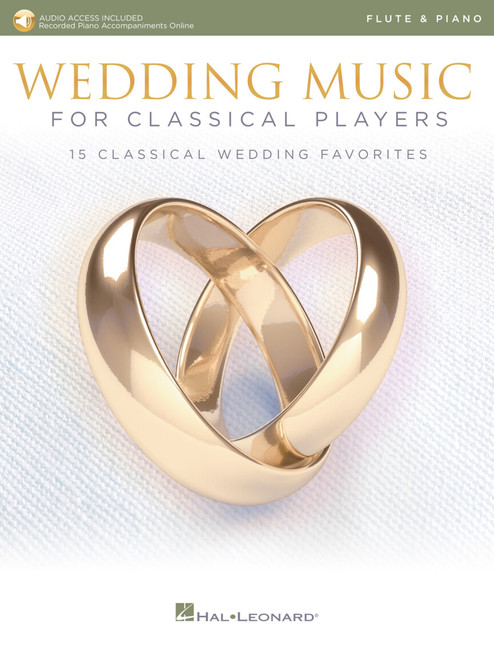Wedding Music for Classical Players - Flute & Piano