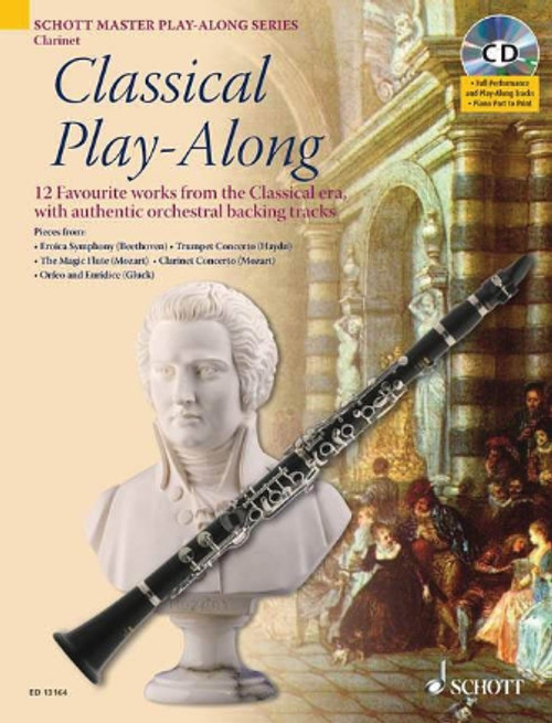 Classical Play-Along for Clarinet
