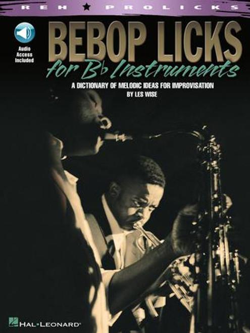 Bebop Licks for B-Flat Instruments
