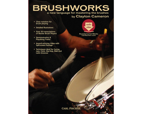 Brushworks: A New Language for Mastering the Brushes (w/ Online Audio & Video)
