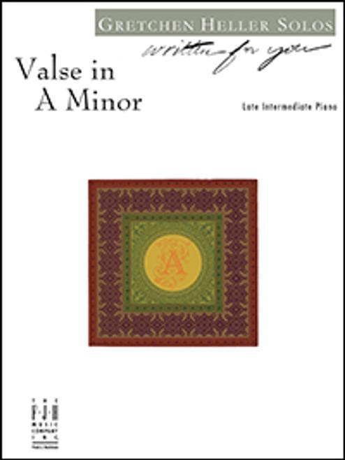 Valse in A Minor - Gretchen Heller