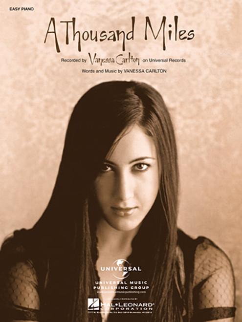 A Thousand Miles - Vanessa Carlton (Easy Piano)
