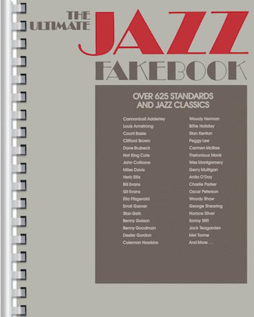 Ultimate Jazz Fake Book - Key of C