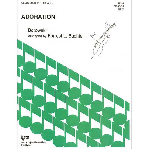 Adoration - Felix Borowski w/ Piano Accompaniment