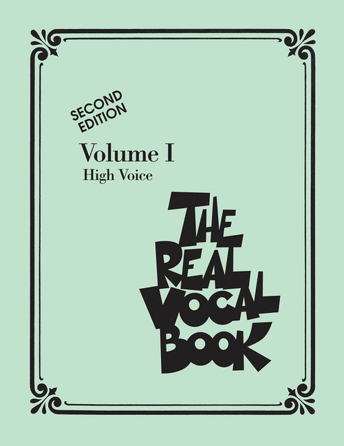 The Real Vocal Book - Vol 1 - Second Edition