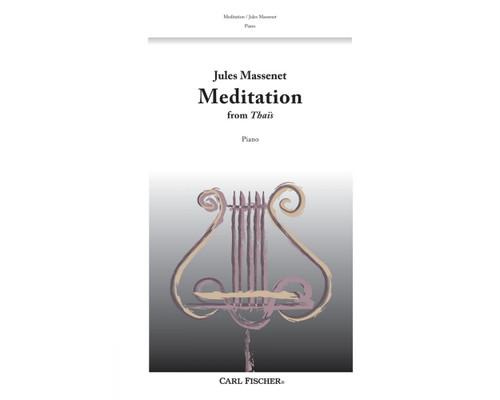 Meditation from Thais - Piano