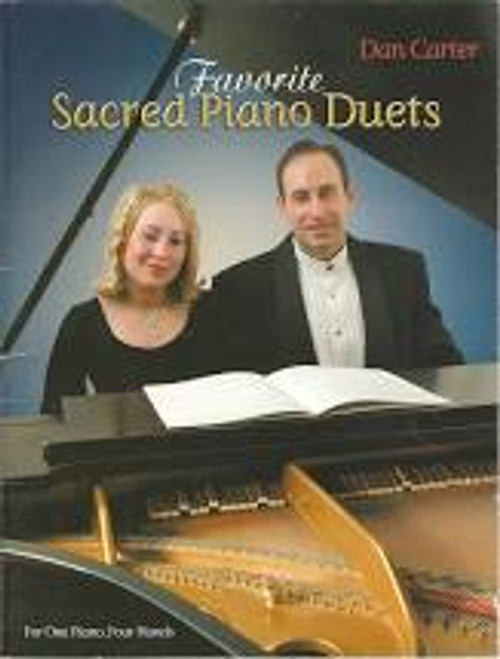 Favorite Sacred Piano Duets