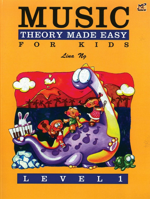 Music Theory Made Easy for Kids - Level 1