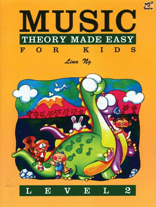 Music Theory Made Easy for Kids - Level 2
