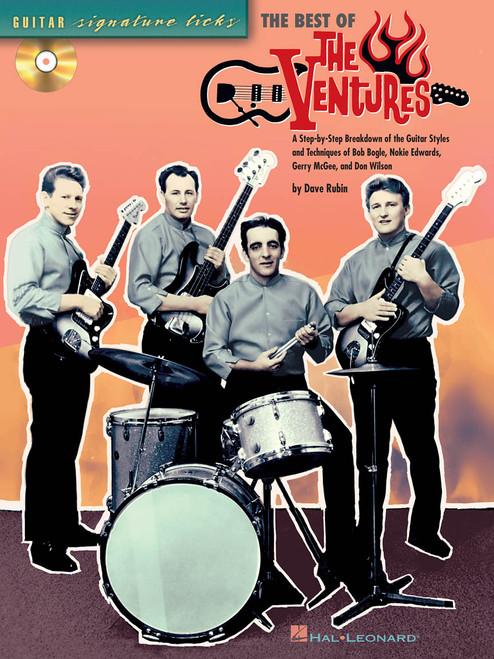 Best of The Ventures - Guitar Signature Licks
