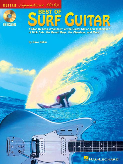 Best of Surf Guitar - Guitar Signature Licks