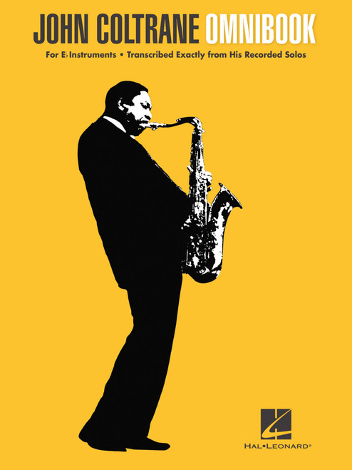 John Coltrane - Omnibook - For E-flat Instruments