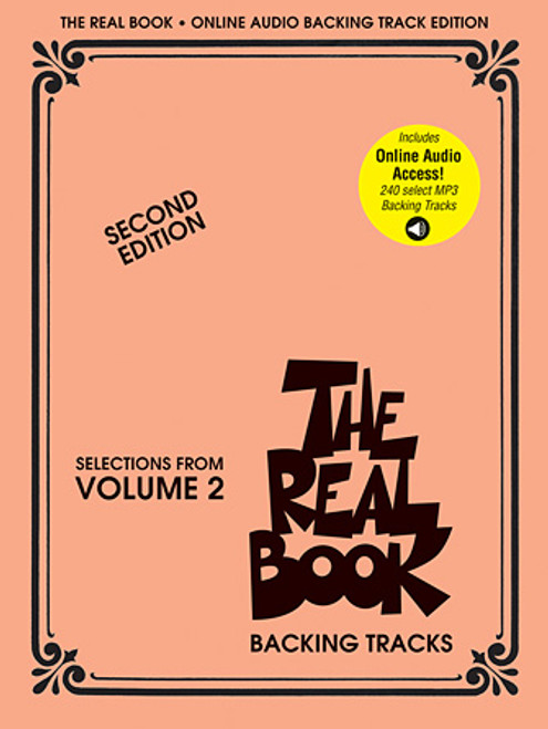 The Real Book Backing Tracks Volume 2 - Second Edition