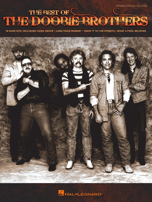 Best of the Doobie Brothers - Piano/Vocal/Guitar