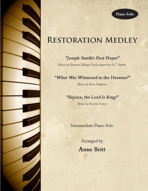 Anne Britt - Restoration Medley - Intermediate
