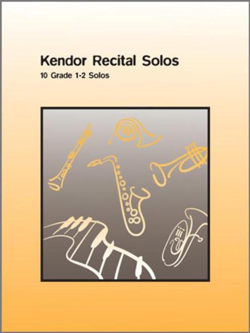 Kendor Recital Solos (10 Grade 1-2 Solos) - Tuba